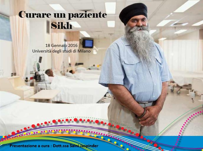 curare un paziente sikh
