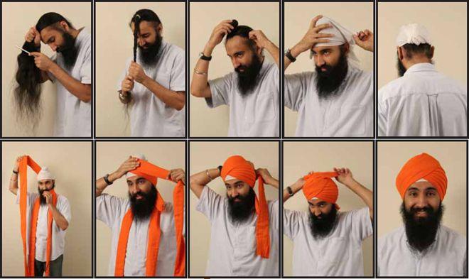 Perché i sikh si coprono il capo?
