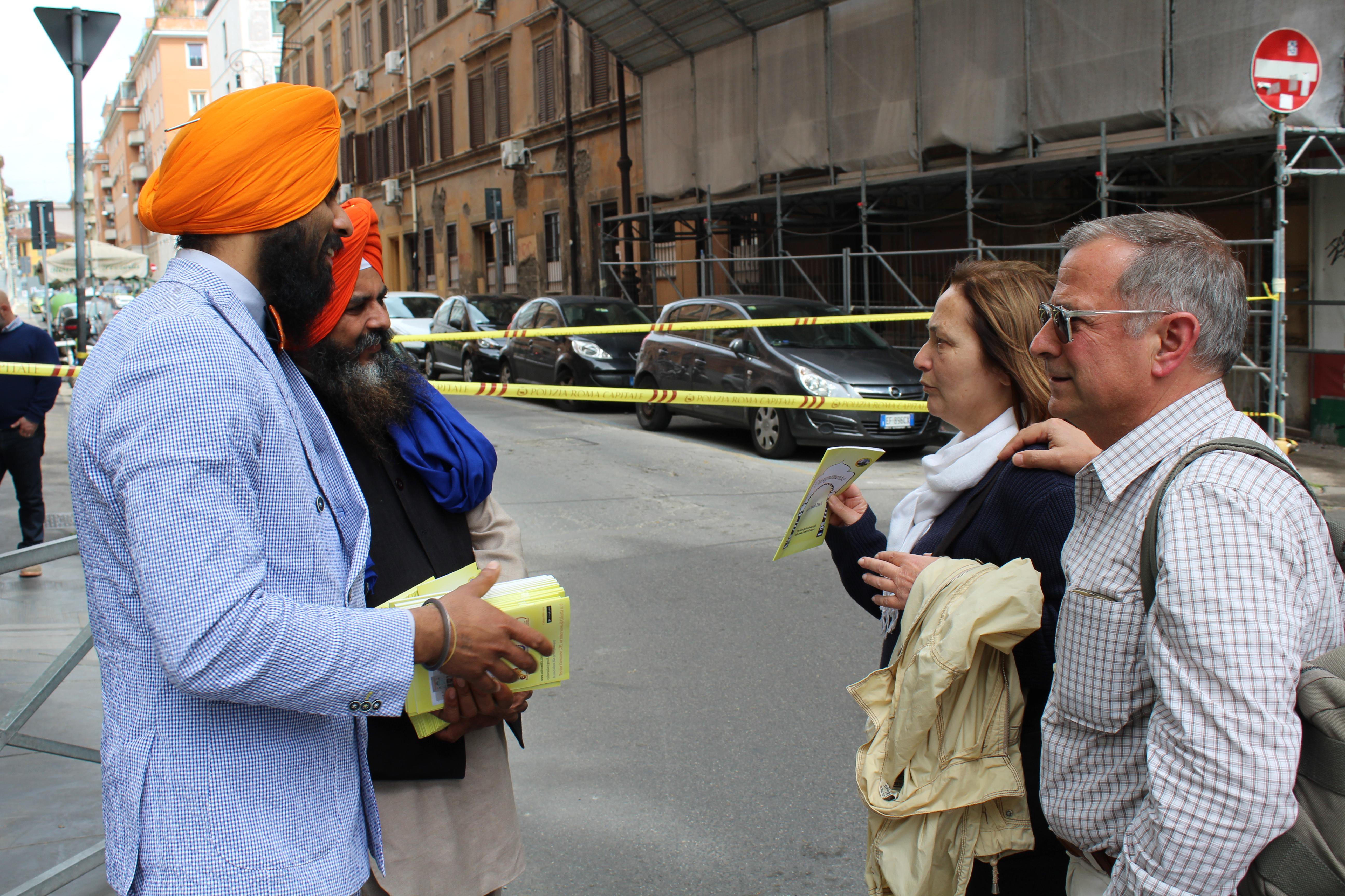 Continuano le attività di Cultura Sikh! STAY TUNED