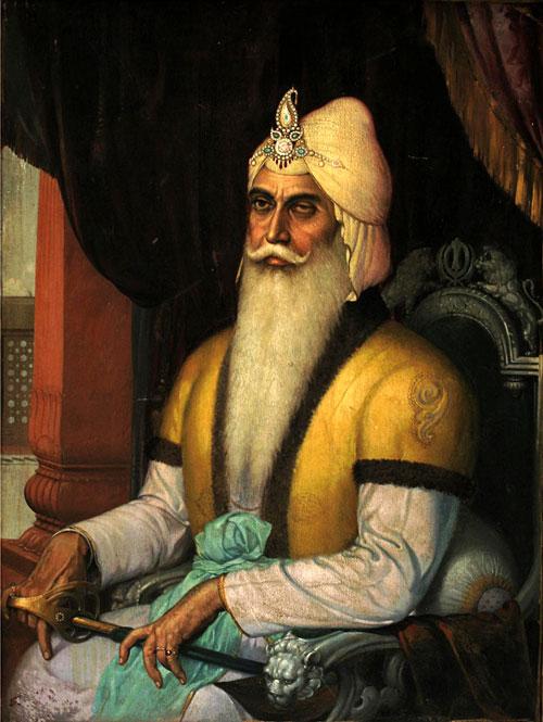 Chi era  Maharaja Ranjit Singh