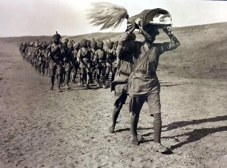 """Ecco il programma della Mostra fotografica """"I Sikh: storia Fede e Valore nella Grande Guerra"""""""